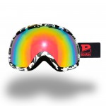 Camo pattern 2 lens Goggles