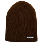 Dark Brown Beanie
