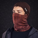 Wood Ski Mask HD