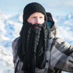 Viking Beard Hat Long