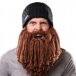 Viking Beard Hat Short