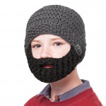 Kids Dark grey / Black Beardo