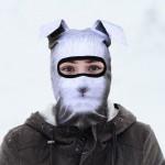 Ski Bunny facemask