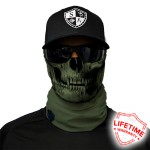Tactical OD Green Skull