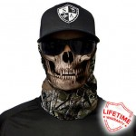 SA Forest Camo Dregs Skull