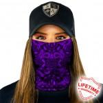 SA Purple Paisley