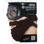 Snowbeard Ski Mask Brown