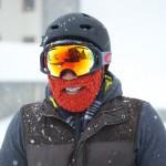Snowbeard Ski Mask Ginger