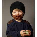 Kids Black Beardo